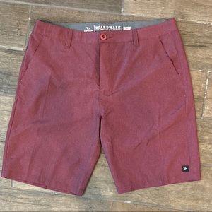 Men's Quicksilver Boardwalk shorts size 36